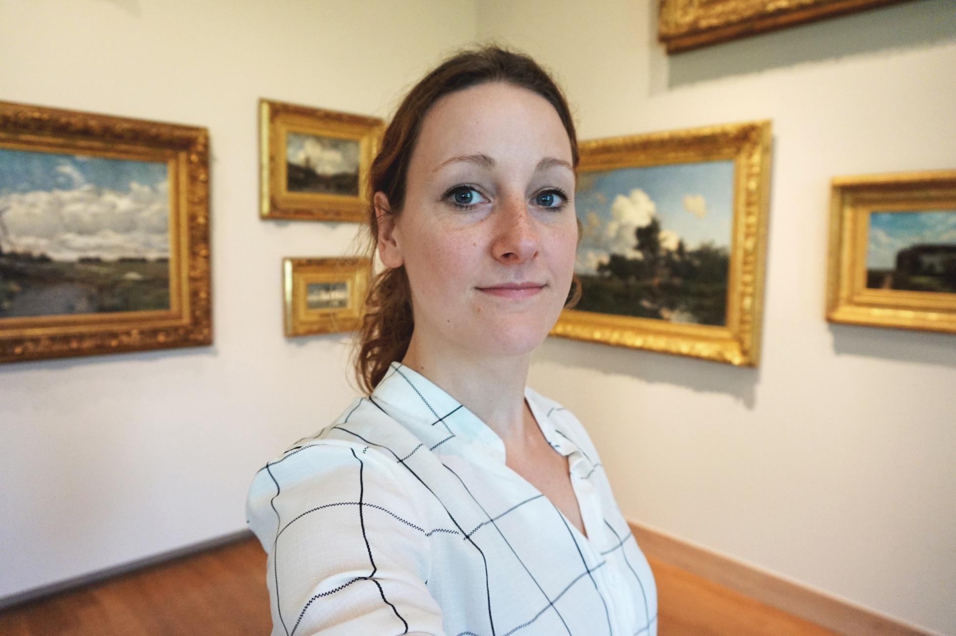 Yvette Museologue