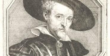 Peter Paul Rubens portrait by Willem Panneels Rijksmuseum