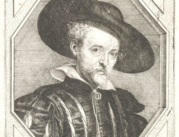 Peter Paul Rubens portrait by Willem Panneels Rijksmuseum