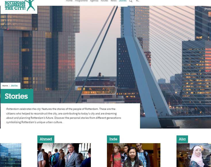 website Rotterdam