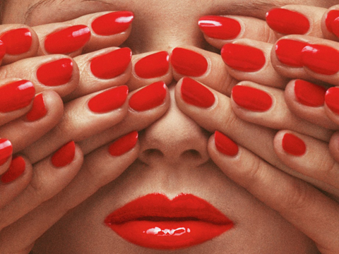Guy Bourdin nails