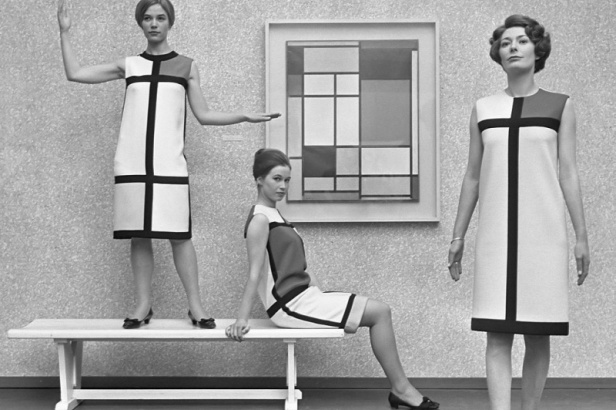 Mondriaan dress 1966