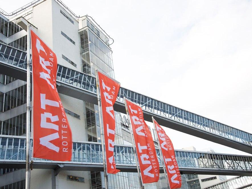 van nellefabriek Art Rotterdam Week 2015