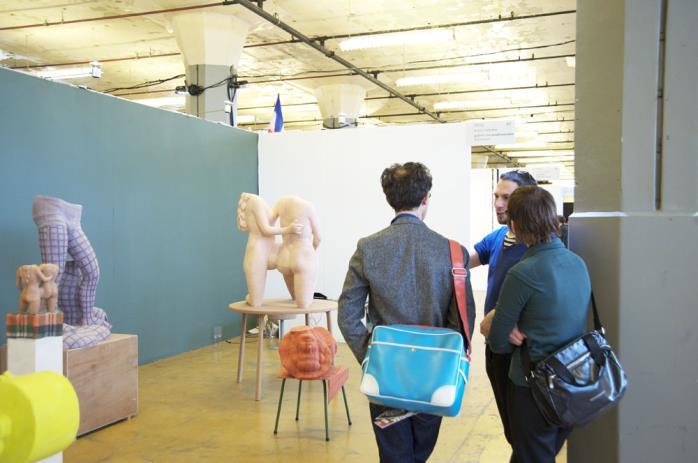 New Art Section Art Rotterdam