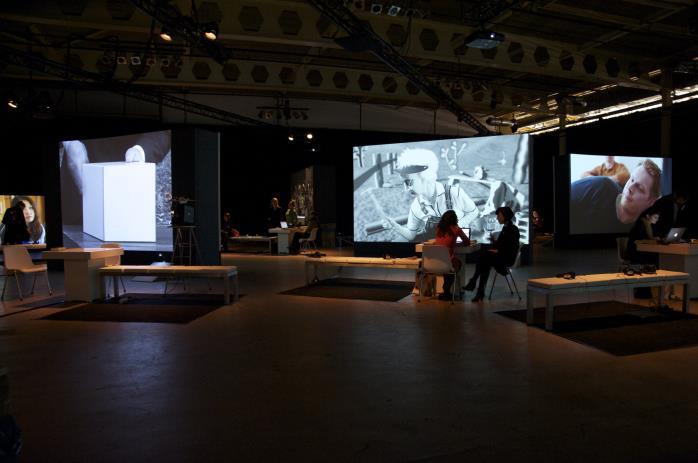 projections Art Rotterdam