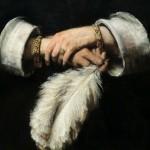 Portrait Catrina Hooghsaet Rembrandt