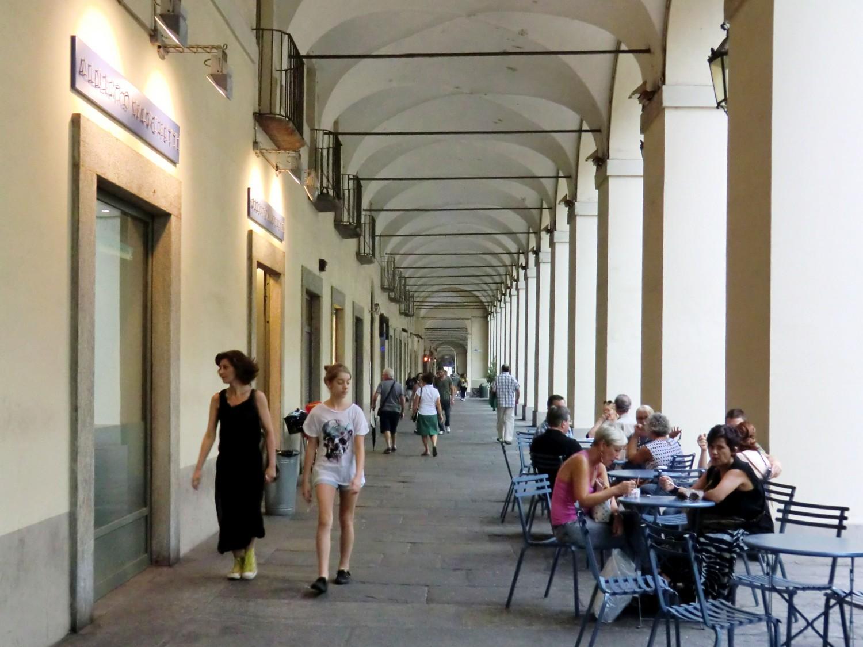 Galleries Turin