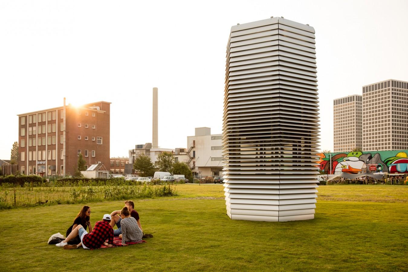 Smog Free Project Daan Roosegaarde