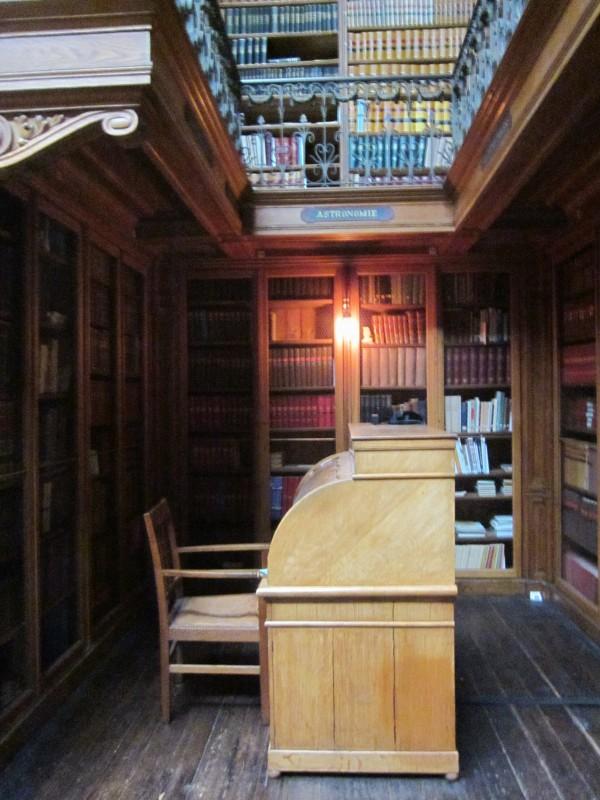 Library Teylers museums
