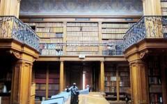 Teylers Museum library