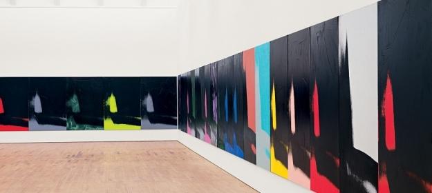 Andy Warhol Shadows Musée d'art moderne Paris