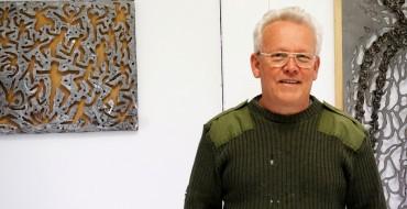 Chris Ripkens of City Art gallery in Rotterdam