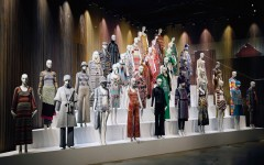 Missoni Art Colour Preview Fashion and Textile Museum London