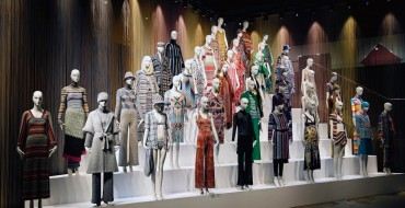 Missoni Art Colour Preview Fashion and Textile Museum London