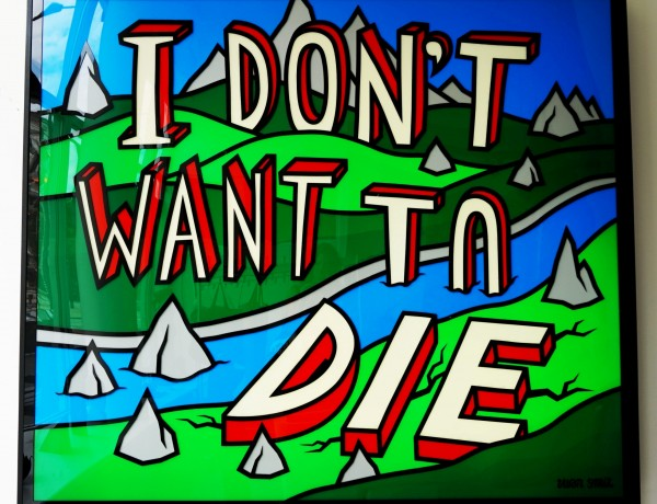 Iwan Smit I don't want to die